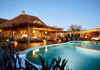 Tswalu  The  Motse  Pool