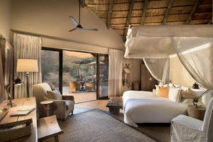 Tswalu The Motse Suite Interior