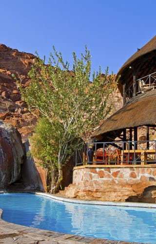 Twyfelfontein Country Lodge Main View