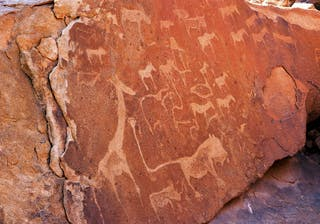 Twyfelfontein Country Lodge Rock Art Trips