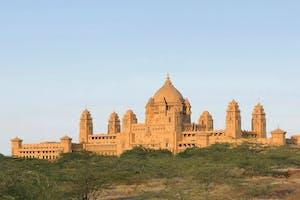 Umaid  Bhawan  Palace  Hotel  Jodhpur