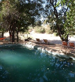 Umlani Swimming Pool