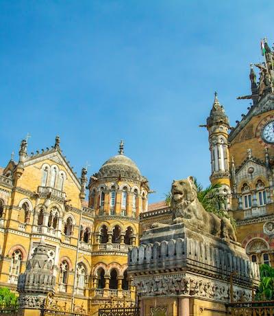 Vt Station In Mumbai