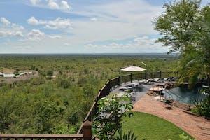 Victoria Falls Safari Suites Swimming Pool