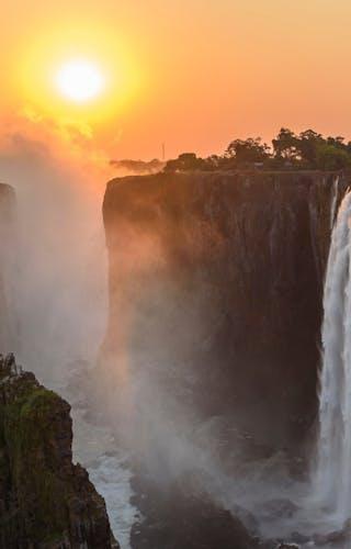Victoria Falls Photo Credit Sammy Wong