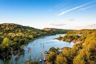 View Of The River Singita Pamushana