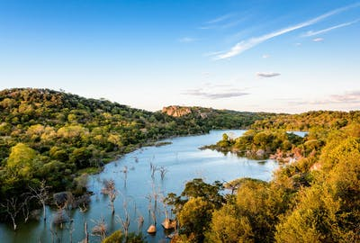 View Of The River Singita Pamushana