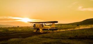 Waco Sunset Landing
