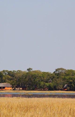 Wasa Lodge by the lake