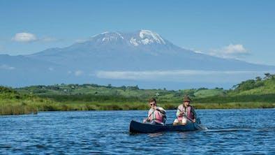 Wayo Canoeing In Arusha