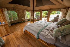 Wayo Manyara Green Camp Bedroom