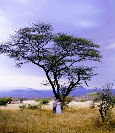 Wedding In Samburu