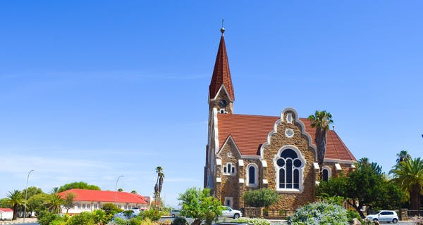 Windhoek Hero Image