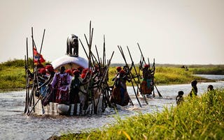 King Lewanika Lozi Tribe