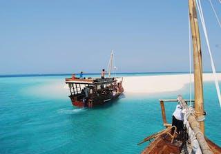 Zanzibar  Sandbank
