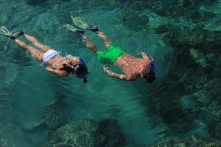 Zighy Bay Snorkelling