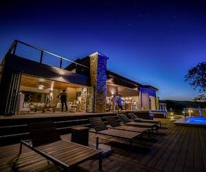 Zimanga Lodge Exteri