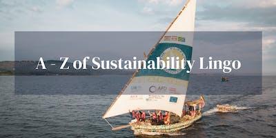 A Z Sustainability Lingo