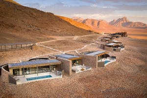 And Beyond Sossusvlei Desert Lodge Lodge Overview