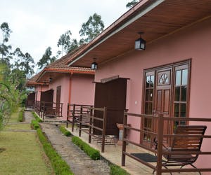 Andasibe Hotel Deck