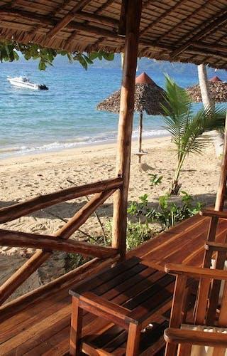 Antoremba Deck At Beach