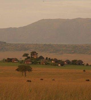 Apoka Safari Lodge Overview