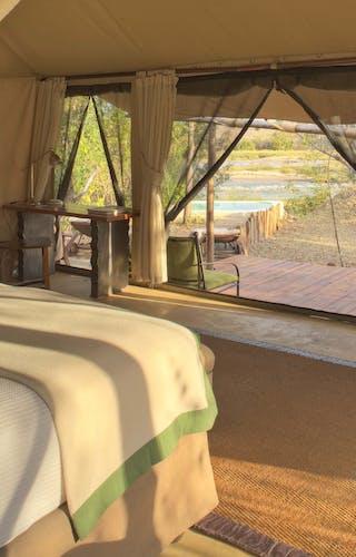 Azura Selous Elephant Tented Villa