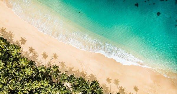 Beach Sao Tome And Principe