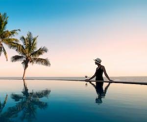 Beyond Benguerra Island Infinity Pool