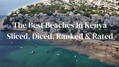 Best Beaches Kenya