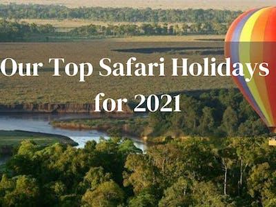 Best Safari Holidays 2021