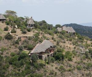 Borana Lodge in beautiful Laikipia