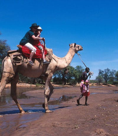 Samburu Intrepids Gallerycamel Riding