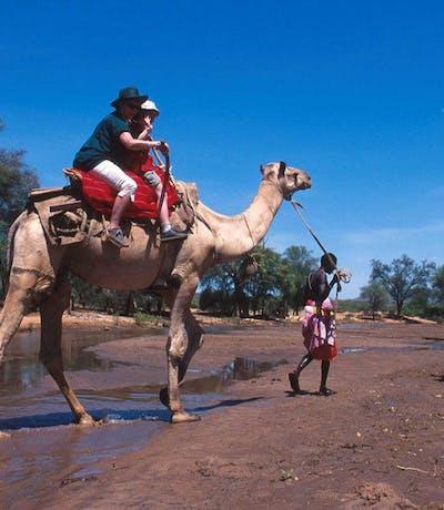 Samburu Intrepids Gallerycamel Riding