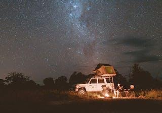 Camp Under Stars Self Drive Botswana Safari