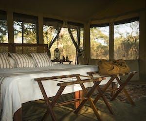 Chada Katavi Camp Bedroom