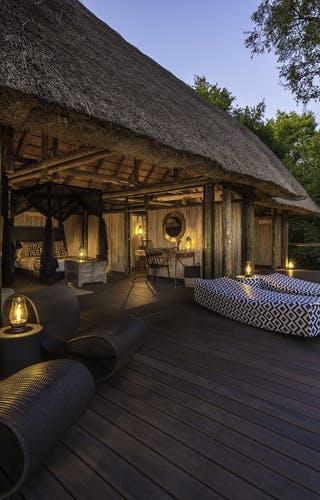 Chamilandu Twin Room Deck