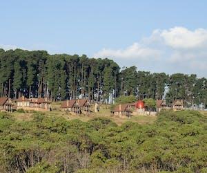 Chelinda Lodge View