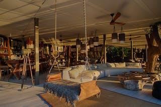 Chinzombo  Camp  Lounge