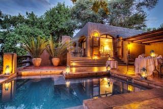 Suite At Chobe Game Lodge