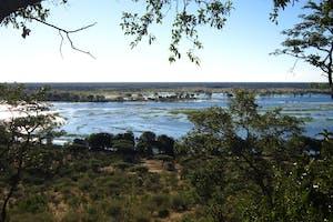 Chobe  Elephant  Camp Stunning Chobe River