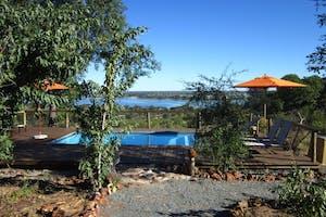 Chobe  Elephant  Camp Swimming Pool