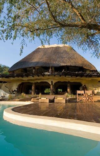 Chongwe River House Pool