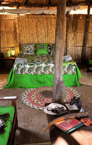 Crocodile River Camp Bedroom