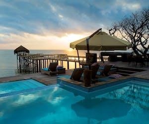 Dugong Beach Lodge Pool