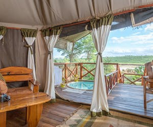 Elephant Bedroom Camp Bedroom