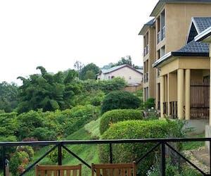 Emeraude Kivu Resort - Darine Ndihokubwayo