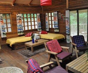 Equator Snow Lodge Family Room