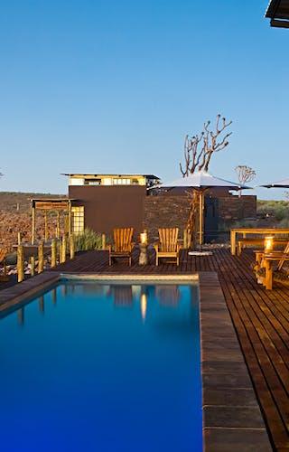 Fish River Lodge Pool
