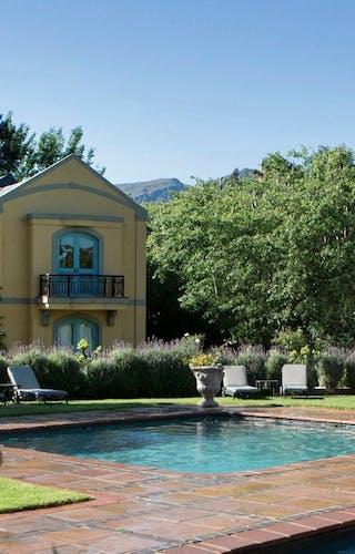 Franschhoek Country House Villas